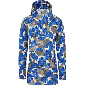 The North Face Printed Fanorak Veste Femme, aztec blue